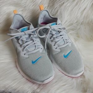 Nike Flex Womens Sz 8 Tennis Walking Shoes worn 1x